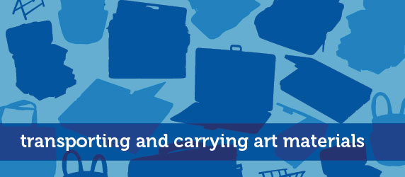 Transporting And Carrying Art Materials Cheap Joe S Art