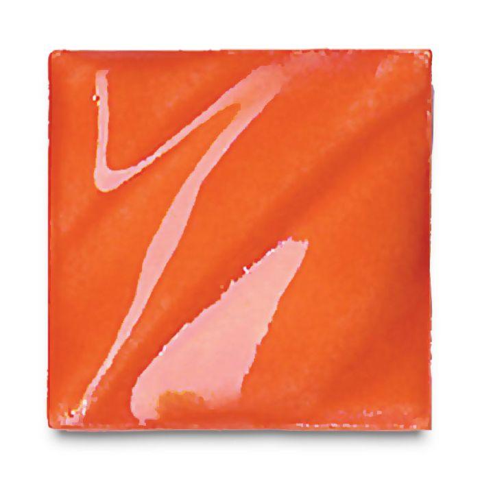 Amaco Lg Series Liquid Gloss Glaze Fire Orange Gallon