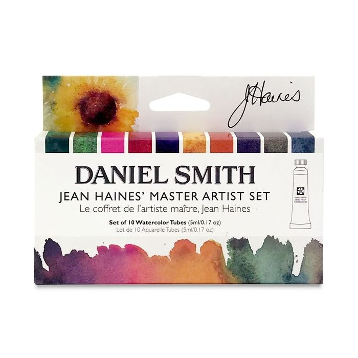 Daniel Smith Watercolor Jean Haines Master Artist Set