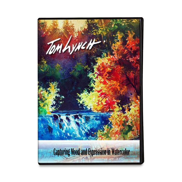Tom Lynch Capturing Mood And Expression In Watercolor Dvd Cheap Joe S Art Stuff