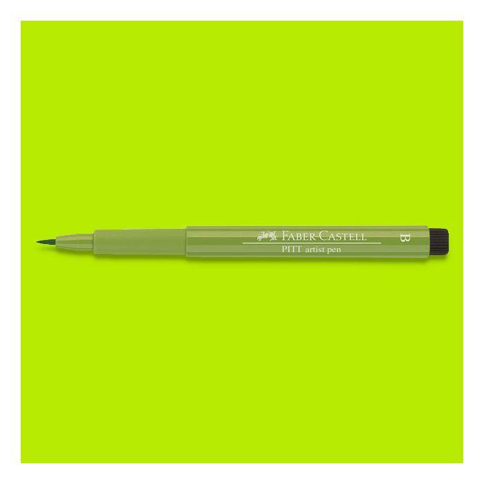Faber Castell Pitt Artists Brush Pen May Green
