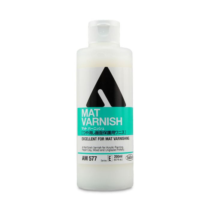 Holbein Mat Varnish