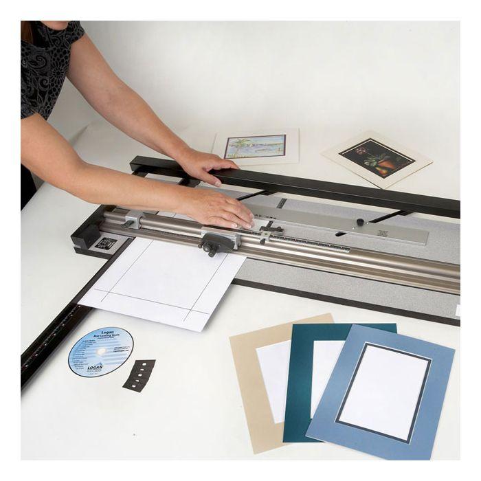 Logan 650 1 Framer S Edge Elite Mat Cutter And Replacement Blades Cheap Joe S Art Stuff