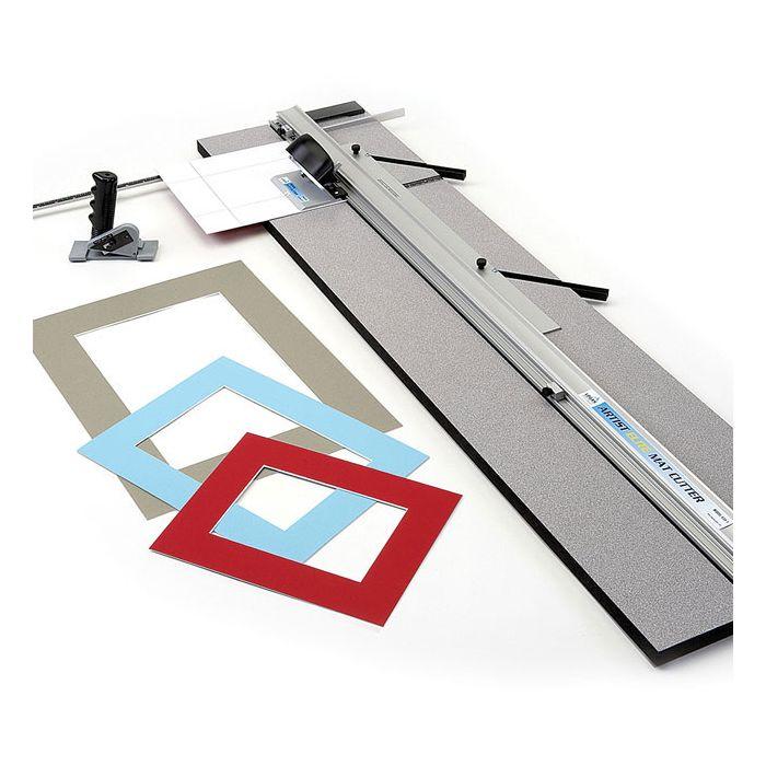 Logan 450 1 Artist Elite Mat Cutter And Replacement Blades Cheap Joe S Art Stuff