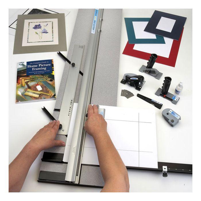 Logan 750 1 And 760 1 Simplex Elite Mat Cutter And Replacement Blades Cheap Joe S Art Stuff