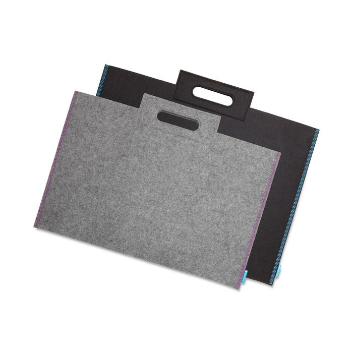 Itoya Profolio Midtown Bags 22x31 Inches Black