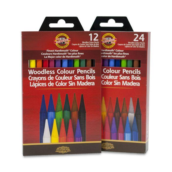 Koh-I-NOOR Artist/'s Soft Pastel Crayons lot de 12
