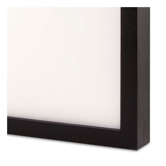 """10 Pack 14x14 Stretched Artist Canvas Primed Panel 3//4/"""" Bulk Discount"""