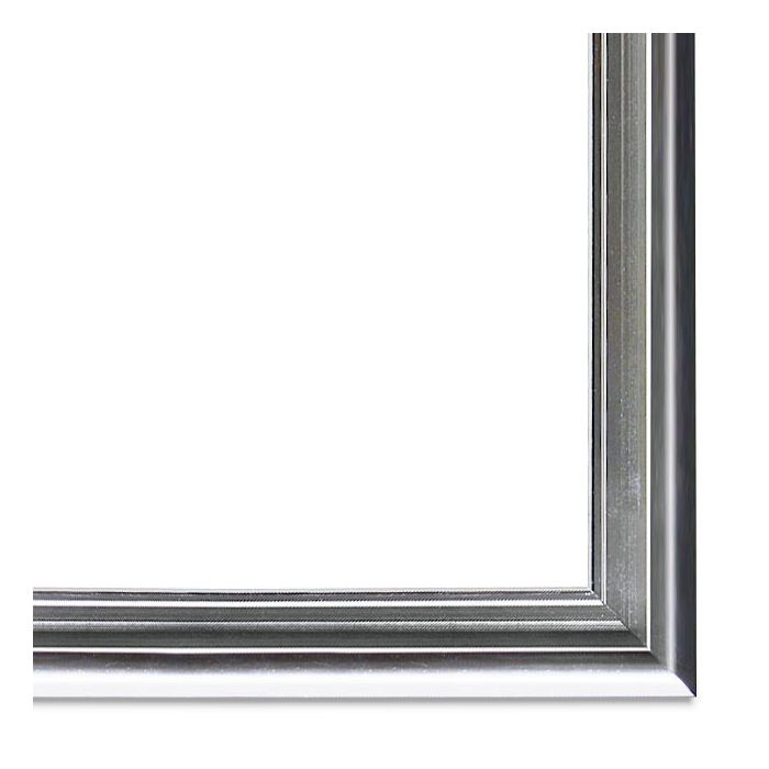 Nielsen Bainbridge Metal Frame Kit silver 40 in.