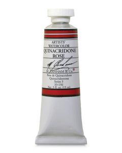 Quinacridone Rose, 15 ml. tube.