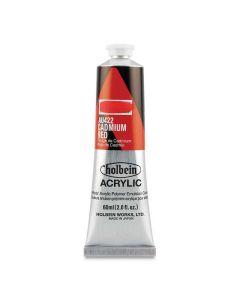 Cadmium Red, 60 ml. tube