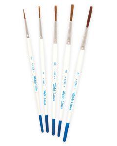 Cheap Joe's Frank Webb Liner Brushes