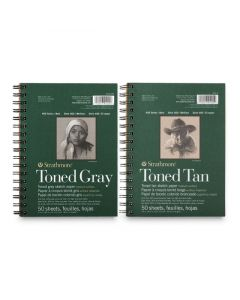 Strathmore 400 Series Toned Sketch Journals