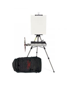 Oil and Acrylic Easel (Brushes, Panel, and Paints Not Included)
