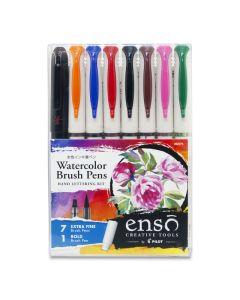 Ensō Fude-Makase Watercolor Brush Pen Set