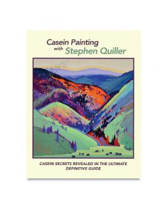 Casein Painting with Stephen Quiller