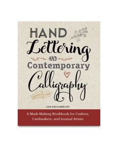 Hand Lettering and Contemporary Calligraphy by Lisa Engelbrecht