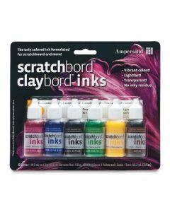 Ampersand Scratchbord Ink Set