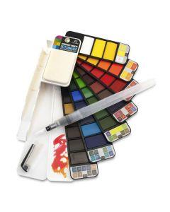 Sketchmaker Watercolor Fan Set