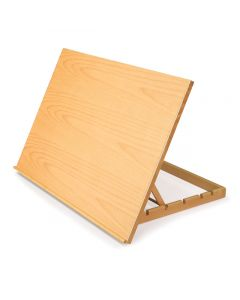 Table Top Beechwood Easel