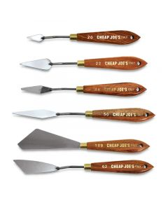 Traditional Painting Knife Set