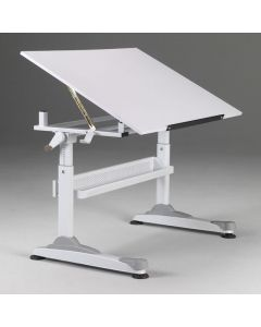 "Martin Motor City Crank Drafting Table, 30"" x 42"""