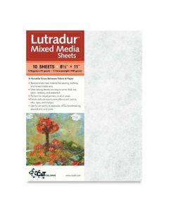 Lutradur Mixed Media Sheet Pack