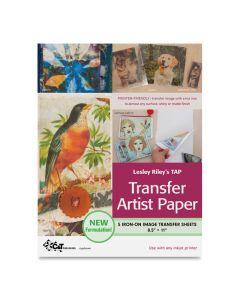 "TAP Transfer Artist Paper, 8-1/2"" x 11"", 5 Sheets"