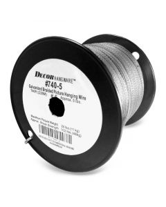 Braided Picture Wire, 740 ft.