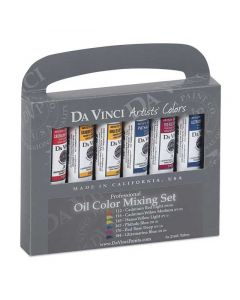 Oil Color Mixing Set