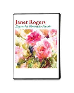 Expressive Watercolor Florals