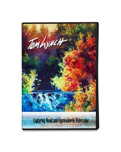 Capturing Mood and Expression in Watercolor DVD