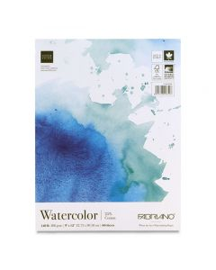 "Studio Watercolor Fat Pad, 9"" x 12"""