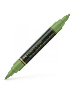 Watercolor Marker, Permanent Green Olive