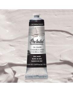 Zinc White, 150 ml.