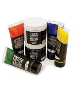 Joe's Prime Lightfast Acrylic, Basic Color Set