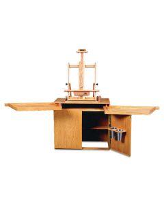 Urania's Pastel Desk