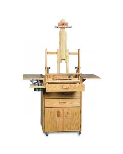 Sitha's Taboret and Easel