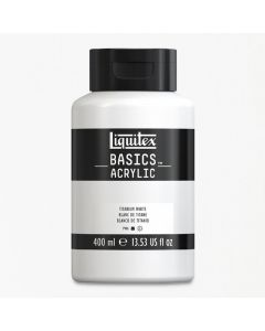 Titanium White, 400 ml.