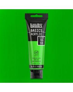 Fluorescent Green, 118 ml.