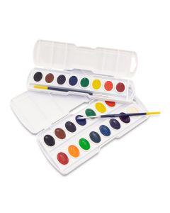 Prang Watercolor Pan Sets