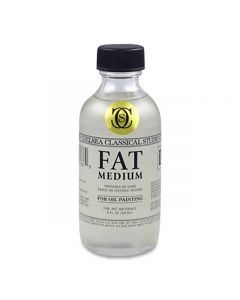 Fat Medium, 2 oz.