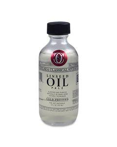 Linseed Oil, 2 oz.