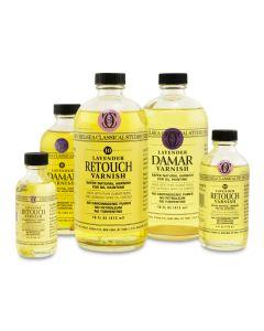 Lavender Damar Varnish, 2 oz.