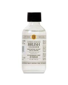 Brush Cleaner, Citrus Essence, 2 oz.
