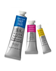 Winsor & Newton Professional Watercolor Tubes (new label)