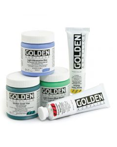 Golden Heavy Body Artist Acrylics