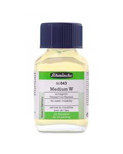 Fluid Oil Medium W, 60 ml. bottle