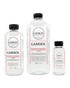 Gamblin Gamsol Odorless Mineral Spirits