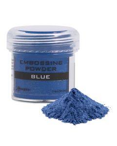 Embossing Powder, Blue